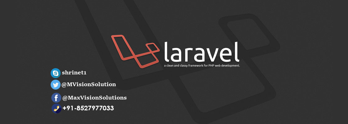 Web Applications from Scratch with Laravel