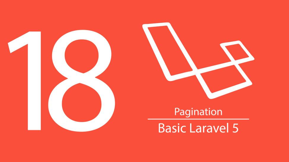 Custom Pagination Laravel 5