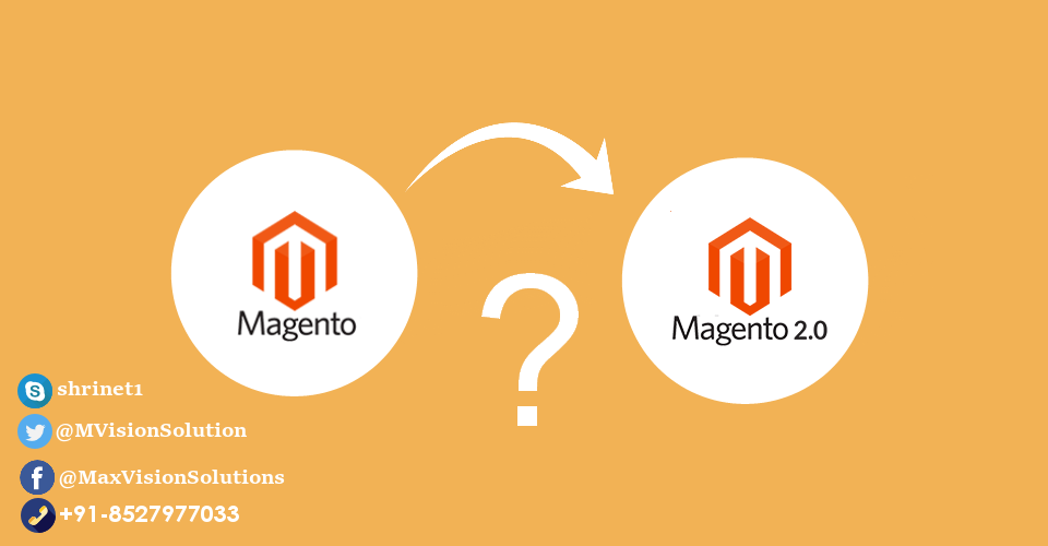 Upgrade Magento store from magento 1.x to 2.x