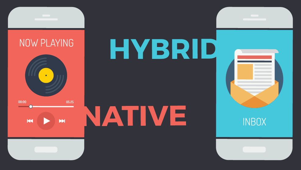 Difference between Hybrid app and Native App
