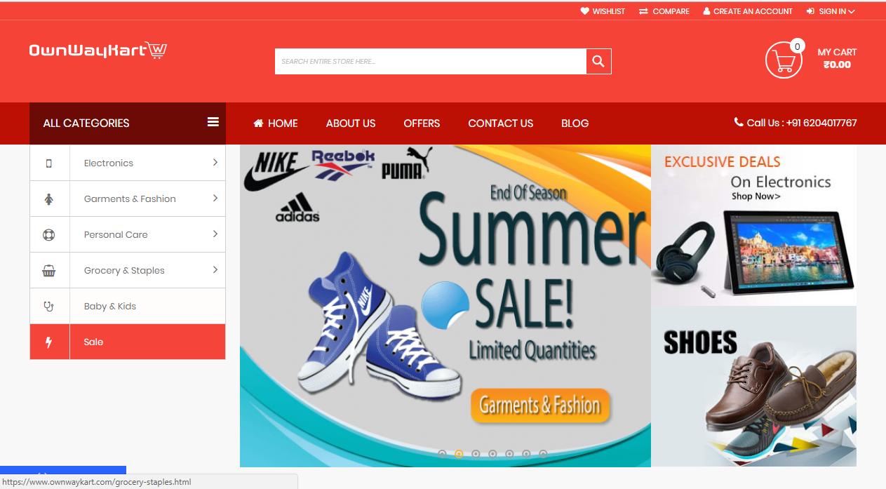 Magento 2 eCommerce Development