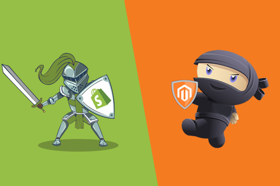 Magento vs Shopify, the Ultimate Comparison