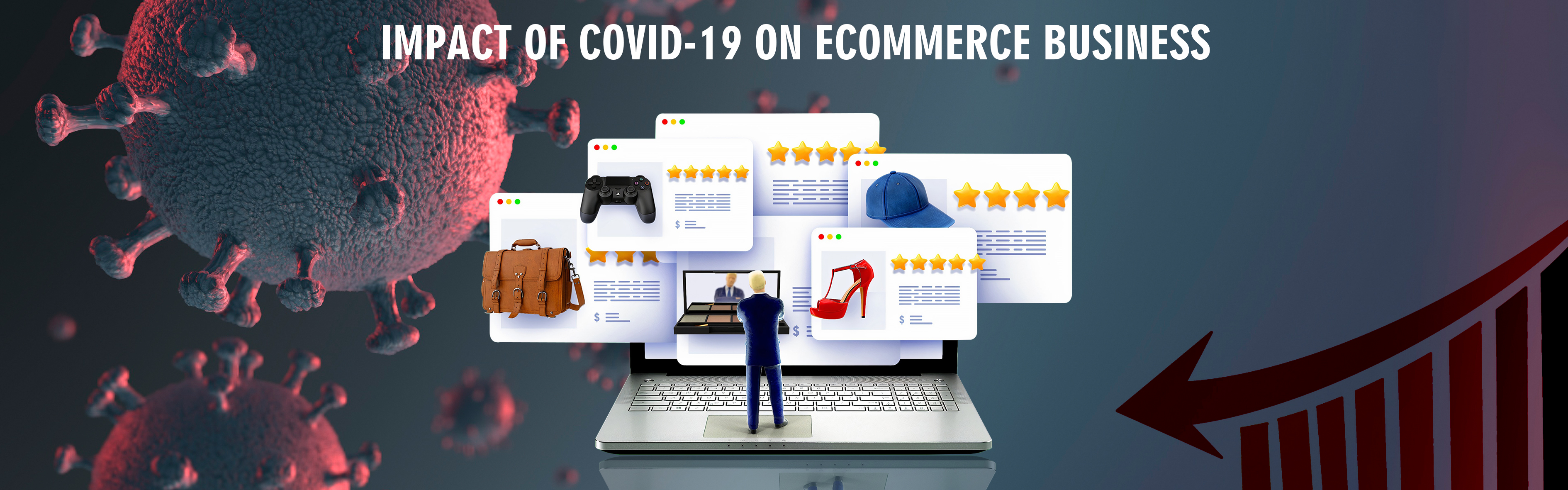 Impact of COVID-19 on E-Commerce Business